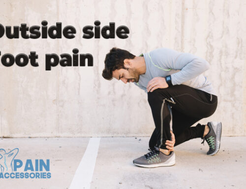 Outside side foot pain | Pain Accessories 2021